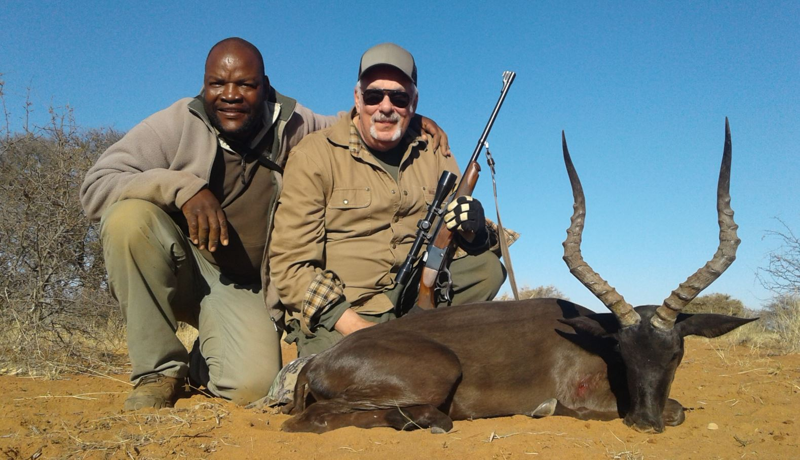 South African Hunt for 4